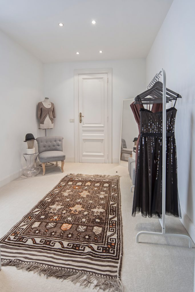 Rue Washington - Bruessels - Walk-In-Closet